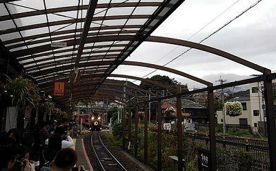 嵯峨野観光鉄道22
