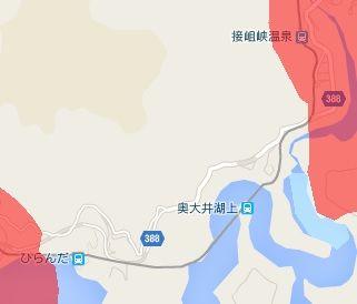 大井川鐵道井川線44