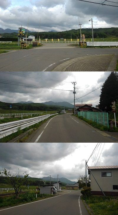 会津鉄道会津線a40
