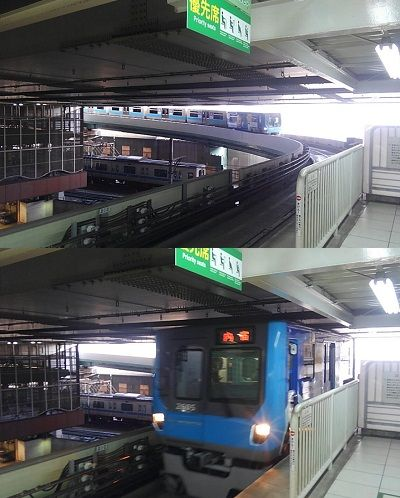 埼玉新都市交通伊奈線14