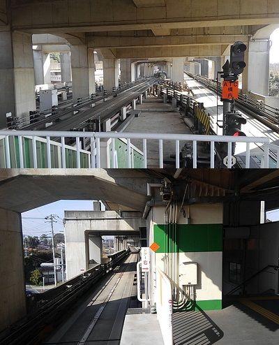 埼玉新都市交通伊奈線92