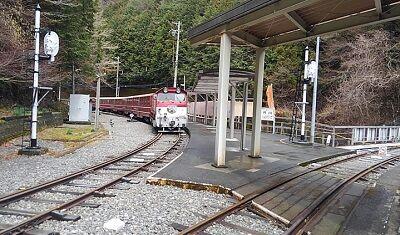 大井川鐵道井川線c93