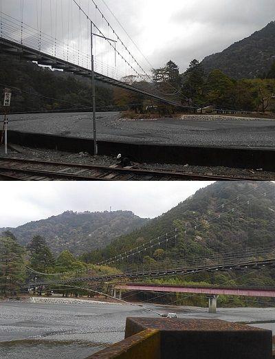 大井川鐵道井川線08