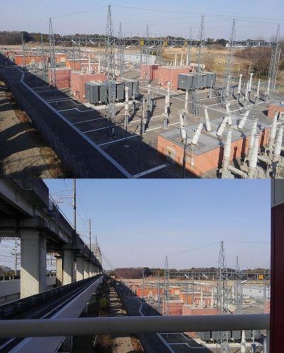 埼玉新都市交通伊奈線72