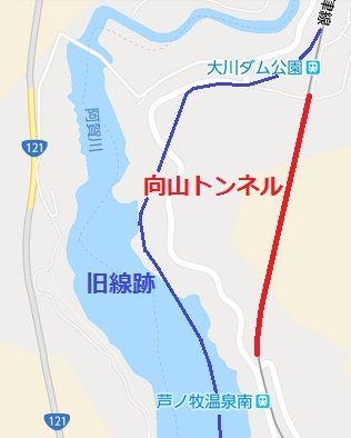会津鉄道会津線b23