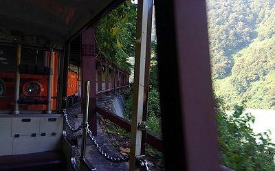 黒部渓谷鉄道15