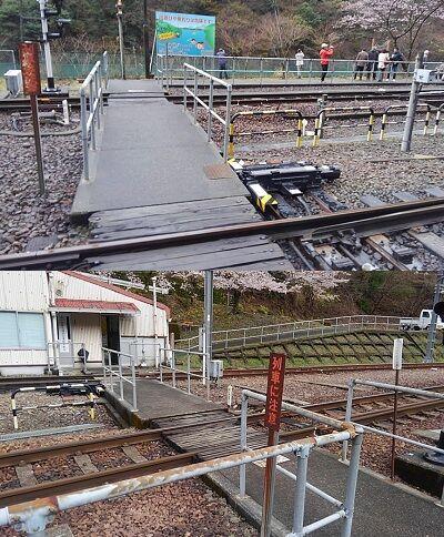 大井川鐵道井川線c18