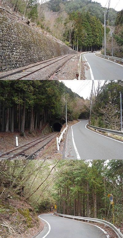 大井川鐵道井川線a07