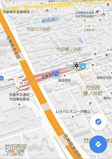 京都市営地下鉄烏丸線17