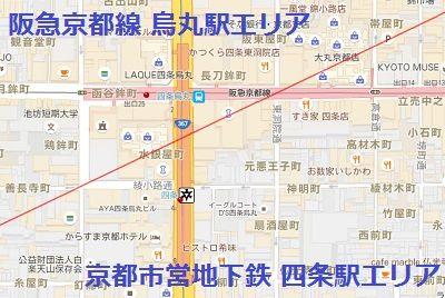 京都市営地下鉄烏丸線32