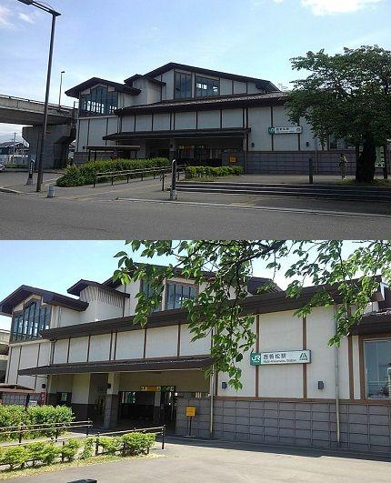 会津鉄道会津線c18