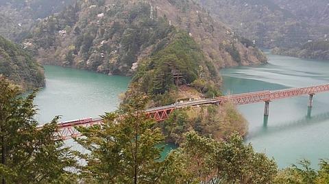 大井川鐵道井川線45