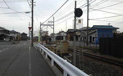 三岐鉄道北勢線a16