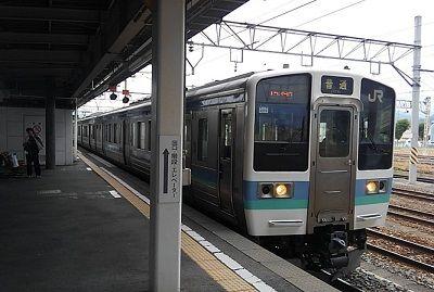 篠ノ井線45