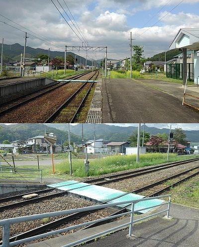 会津鉄道会津線62
