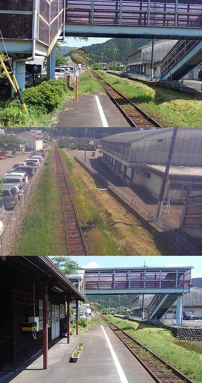 長良川鉄道a46