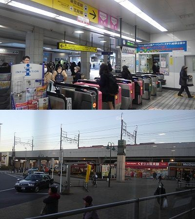 東武野田線14