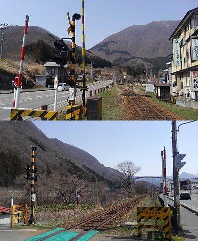 会津鉄道会津線a85