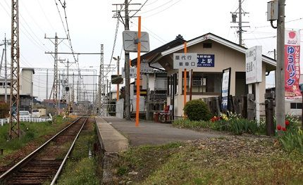 長野電鉄屋代線a17
