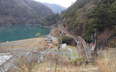 大井川鐵道井川線c48