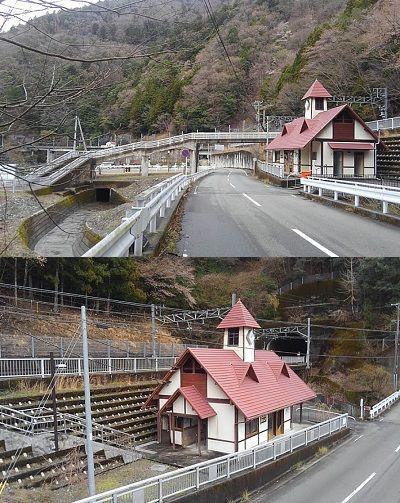 大井川鐵道井川線a66