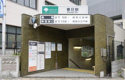 都営大江戸線11