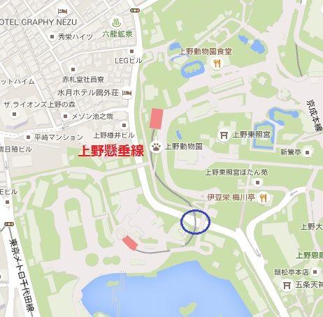 上野懸垂線01