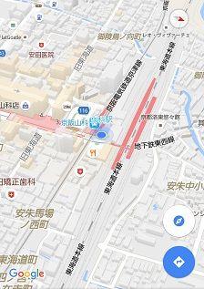 京都市営地下鉄東西線35