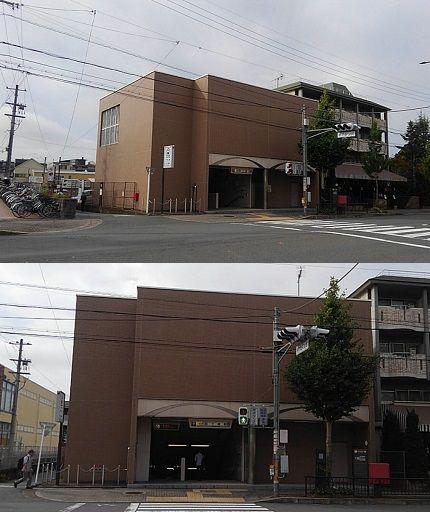 京都市営地下鉄烏丸線67