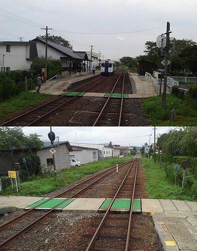 由利高原鉄道20