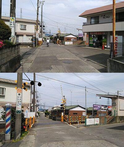 伊豆箱根鉄道大雄山線a54