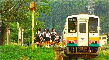 山形鉄道フラワー長井線36