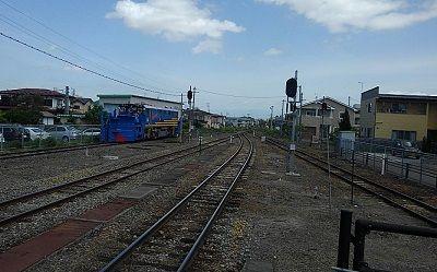 会津鉄道会津線c16
