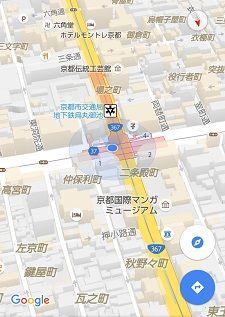 京都市営地下鉄烏丸線40