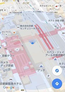 京都市営地下鉄烏丸線23