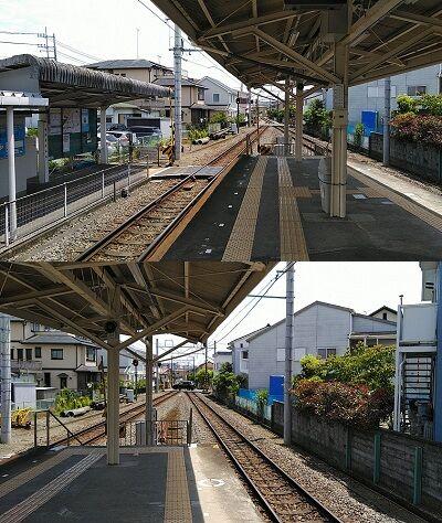 伊豆箱根鉄道大雄山線a01