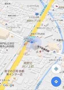 京都市営地下鉄東西線25