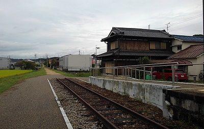 三木鉄道三木線68