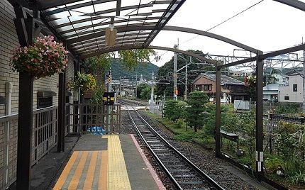 嵯峨野観光鉄道21