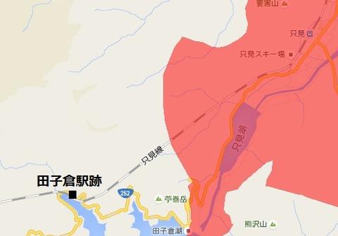 只見線_田子倉駅_電波