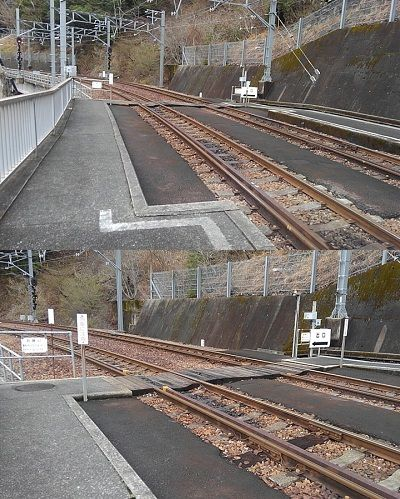 大井川鐵道井川線a61