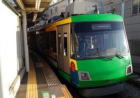 東急世田谷線00