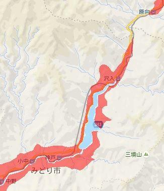わたらせ渓谷鐵道_電波状況01