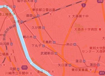 東急多摩川線08