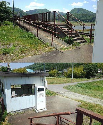 会津鉄道会津線b67