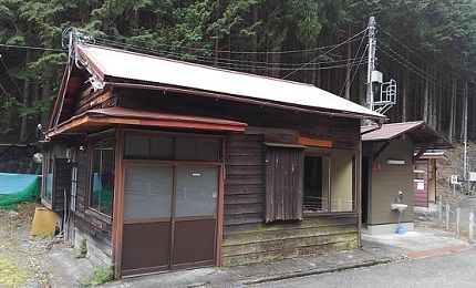 大井川鐵道井川線a03