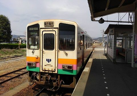 山形鉄道フラワー長井線00