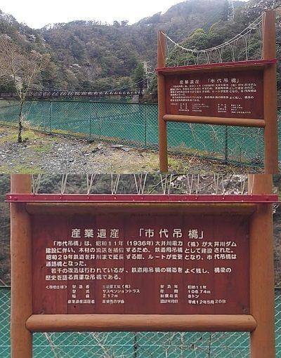 大井川鐵道井川線a79