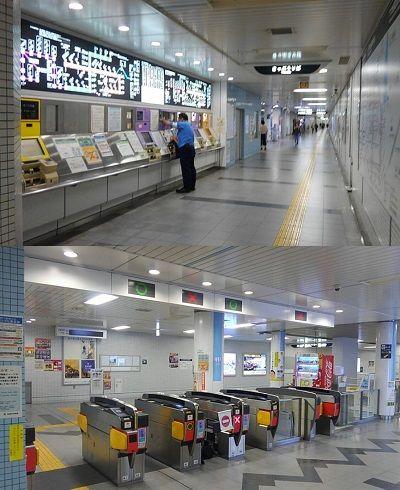 京都市営地下鉄東西線03