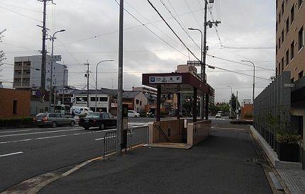 京都市営地下鉄烏丸線21